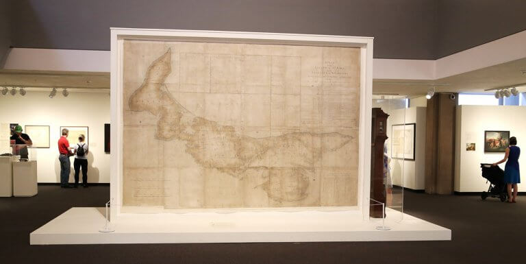 Imperial designs samuel holland s map and the making of