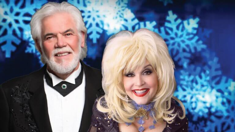 Kenny And Dolly Christmas.Together Again Kenny Dolly Confederation Centre Of The